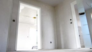 Sanierung von feuchten Wänden